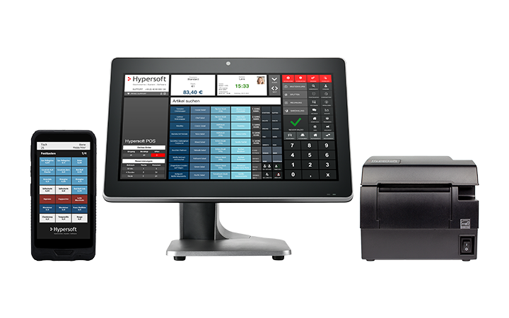 Hypersoft POS System
